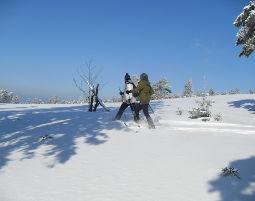 Schneeschuhwanderung für Kinder Schneeschuhwanderung für Kinder - ca. 3 Stunden