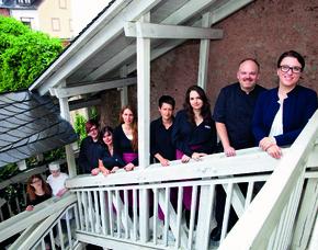 2x2 Übernachtungen inkl. Erlebnis - Restaurant und Hotel Klosterschenke - Trier Restaurant und Hotel Klosterschenke - Weine zum Abendessen