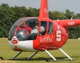 Hubschrauber-Rundflug Marburg