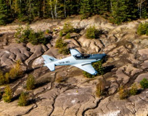 Kampfflugzeug selber fliegen Barth