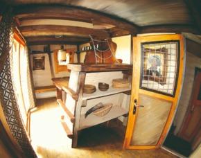 """Außergewöhnlich Übernachten - Baumhaus (Sommer) - Neißeaue im Baumhaus – Eintritt zum Freizeitpark ,,Kulturinsel Einsiedel"""""""