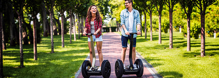 Segway Panorama Tour
