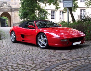 Ferrari selber fahren - Ferrari F355 - 60 Minuten - Paderborn Ferrari F355 - Ca. 70 Minuten