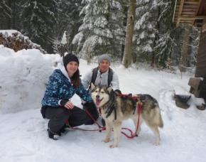 Huskywanderung Rüthen