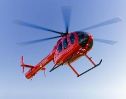 Hubschrauber fliegen Mülheim an der Ruhr