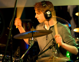 Schlagzeugunterricht