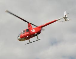 Hubschrauber-Rundflug Würzburg 20 Minuten