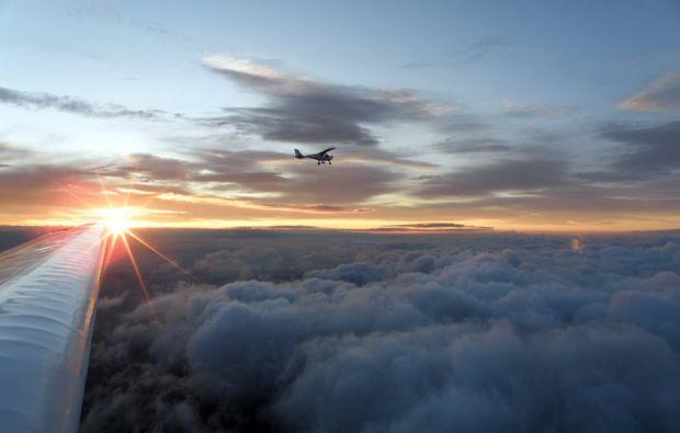 flugzeug-rundflug-schoengleina-aussicht