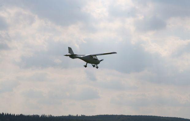 flugzeug-rundflug-schoengleina-flug