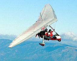Trike-Rundflug 30 Minuten