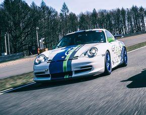 Rennwagen selber fahren - Porsche 911/996 GT3 - 6 Runden Porsche 911 GT3 Typ 996 - 6 Runden - Circuit Zolder