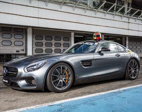AMG GT-S - 6 Runden Mercedes AMG GT-S - 6 Runden - Motorsport Arena Oschersleben
