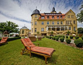 Schlosshotels - 1 ÜN Schlosshotel Wendorf - 4-Gänge-Menü