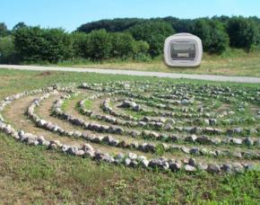 Außergewöhnlich Übernachten im sleeperoo Cube - 1 ÜN (Preis B - Sa) - Steinzeitpark Dithmarschen - Albersdorf im sleeperoo Cube - inklusive Chillbox - Steinzeitpark Dithmarschen