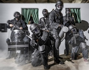 Paintball - Action Adventure Escape - Hagen Mischung aus Escape Room und Paintball