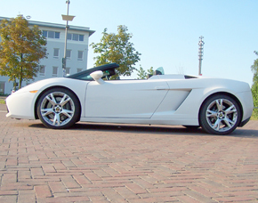 Lamborghini selber fahren - Lamborghini Gallardo - Drees - 50 Minuten Lamborghini Gallardo - 60 Minuten mit Instruktor