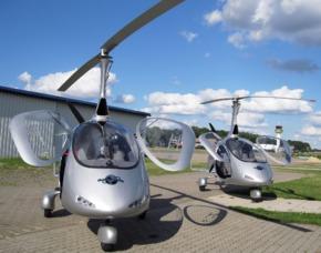 Tragschrauber Rundflug 60 Min - Rotenburg an der Wümme 60 Minuten