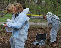 Bild CSI-Training - In den Fußstapfen von Gil Grissom, Horatio Caine und Co.
