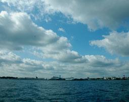 segeln-sonnenuntergang