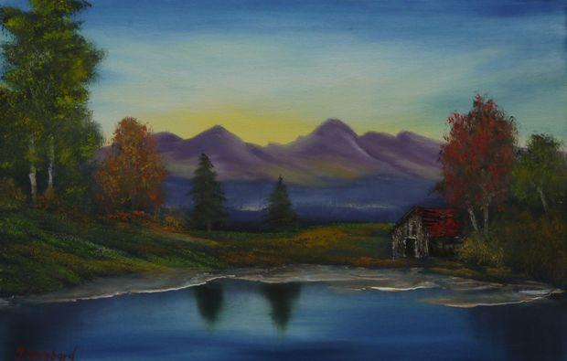 bob-ross-malkurs-neu-ulm-landschaft