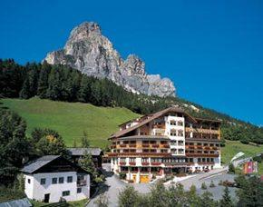 Kurzurlaub inkl. 80 Euro Leistungsgutschein - Hotel Sassongher - Corvara Hotel Sassongher