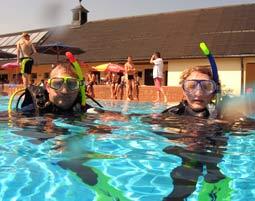 Schnorchelkurs - Pool - Nürnberg Pool - ca. 3 stunden