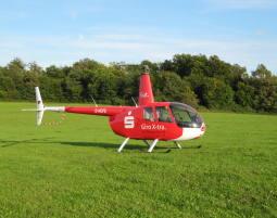 Hubschrauber-Rundflug Suhl 20 Minuten