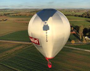 Ballonfahrt - 60-90 Minuten - Tholey Schaumburg - 60-90 Minuten