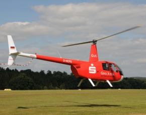 Hubschrauber selber fliegen - 30 Minuten - Hosenfeld-Jossa 30 Minuten