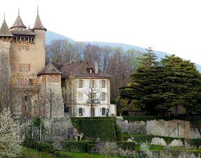 Schlosshotel Chà¢teau de Vaumarcus