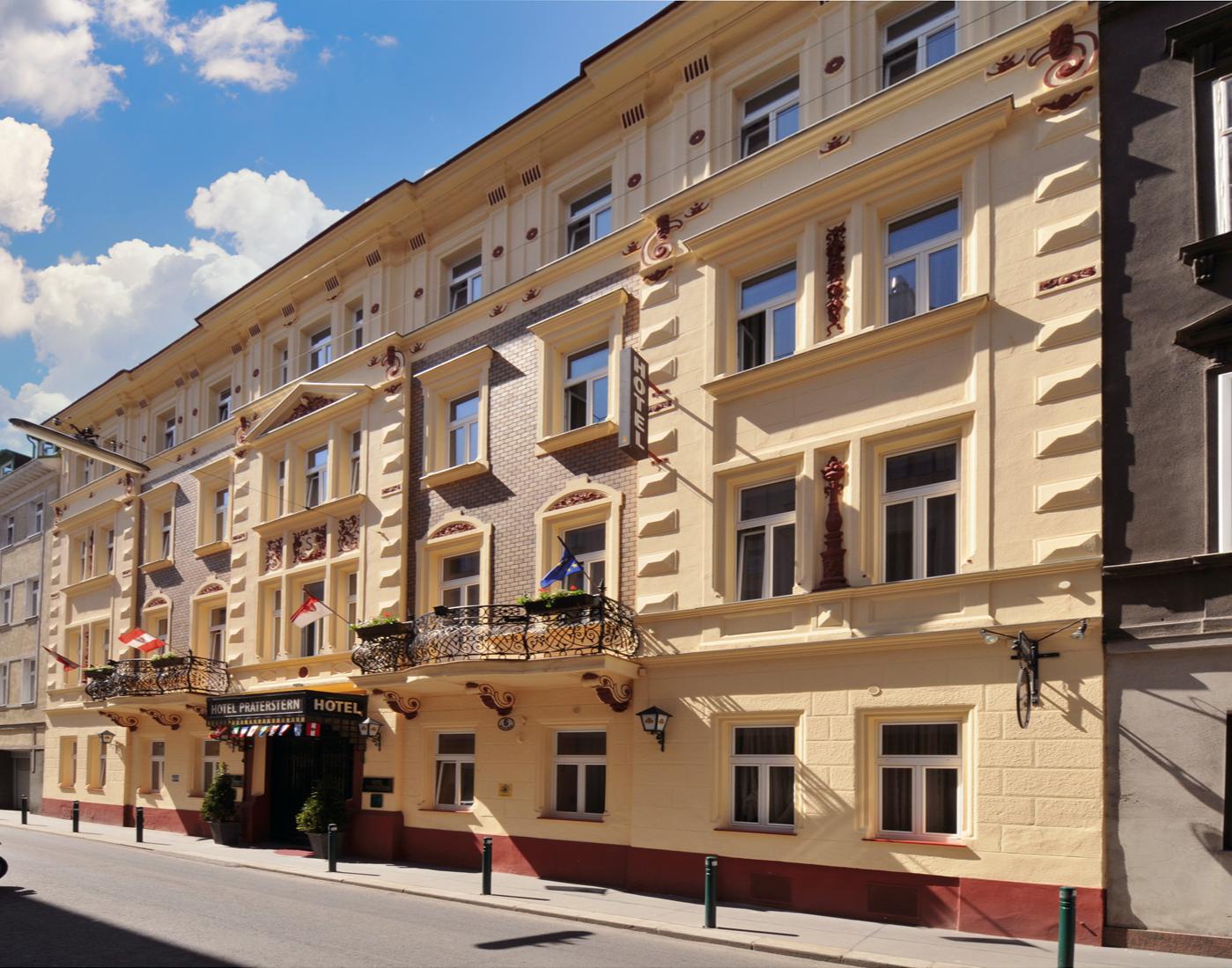 Städtetrips - 1 ÜN Hotel Praterstern