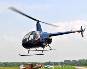Hubschrauber fliegen Landshut