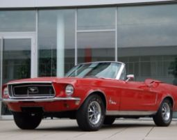 Mustang Oldtimer fahren - 1 Tag Ford Mustang Oldtimer - 1 Tag