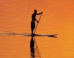 stand_up_paddling-see-abendrot