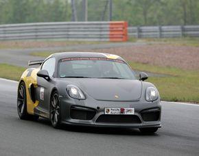Renntaxi - Porsche Cayman GT4 - 3 Runden (Spa) Porsche Cayman GT4 - 3 Runden - Spa Francorchamps