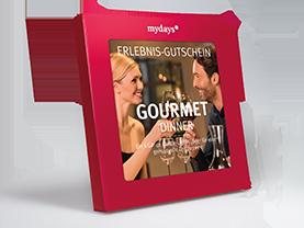 Gourmet-Dinner