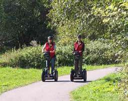 Segway-Tour Hunsrück-Tour - Fahrzeit ca. 105 Minuten