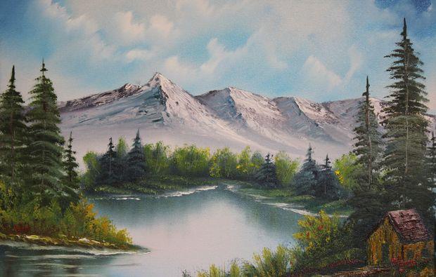 bob-ross-malkurs-eningen-unter-achalm-mountain