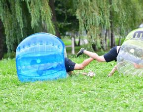 Bubble Football Karlsruhe