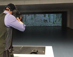Schießsport für Jedermann - Eschbach Schießtraining mit Pistolen, Gewehren - 60 Minuten