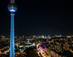 Berlin_Wellness+Viator Dinner Fernsehturm Wellness-Tag und Dinner im Fernsehturm