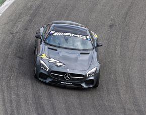 Renntaxi - AMG GT-S - 4 Runden Mercedes AMG GT-S - 4 Runden - Hockenheimring