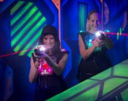 Lasertag - 2 Stunden 4 Spiele - 2 Stunden