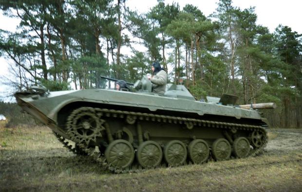 Panzer Fahren Munster