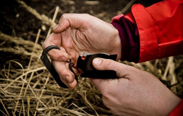 survival-training-hassbergen-kompass
