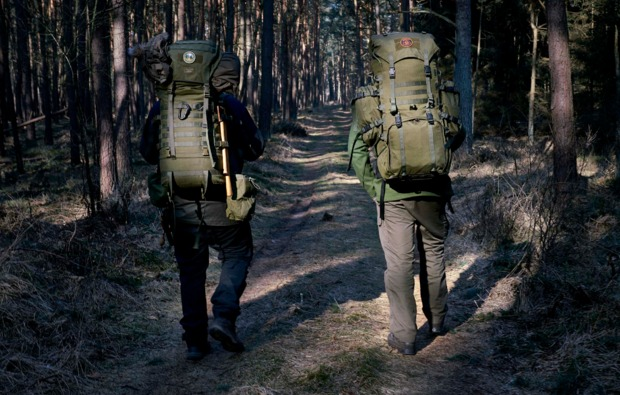 survival-training-hassbergen-wandern