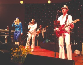 ABBA Royal – The Tribute Dinnershow - 79 Euro - Schloss Thurnau - Thurnau Schloss Thurnau - 4-Gänge-Menü