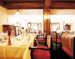 Schlemmen & Träumen - 1 ÜN - Seefeld in Tirol Bergresort Seefeld - 5-Gänge-Menü, Anwendung