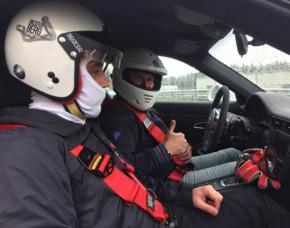 Porsche GT3 Clubsport Renntaxi - Most Porsche GT3 Clubsport – 4 Runden - Most