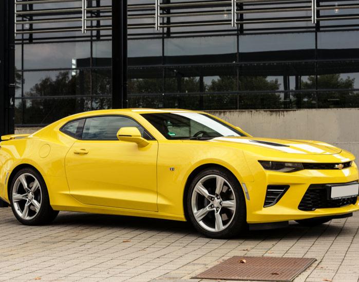 Chevrolet Camaro fahren - 1 Tag (Mo.-So.) München/Puchheim Chevrolet Camaro fahren  - 1 Tag